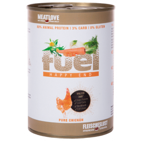 FUEL PALEO HAPPY END 200G