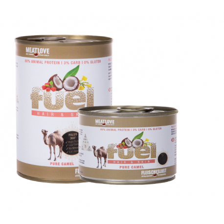 FUEL PALEO HAIR& SKIN 200G
