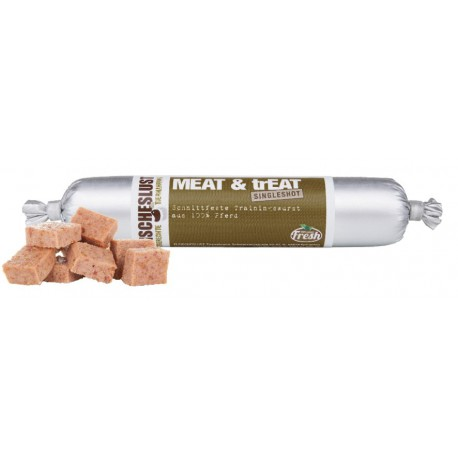MEAT & trEAT HORSE 80G